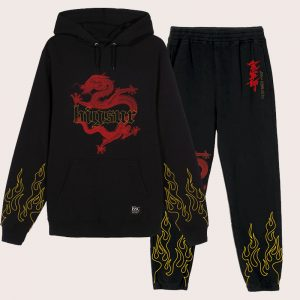 Conjunto RED DRAGON