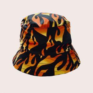 Bucket FLAMES