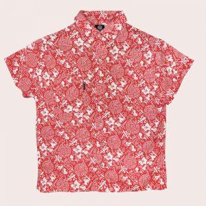Camisa ASIA RED