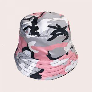 Bucket Anti-Camo Rosa