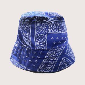 Bucket Suicidal Bandana Blue