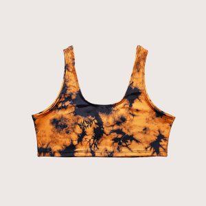 Top Sport Orange Batik